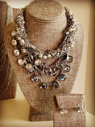 Multi-Stand Signature Torsade Necklace $188