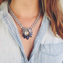 Northern Mist Convertible Necklace $78